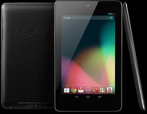 Nexus 7 | Агент Плюс